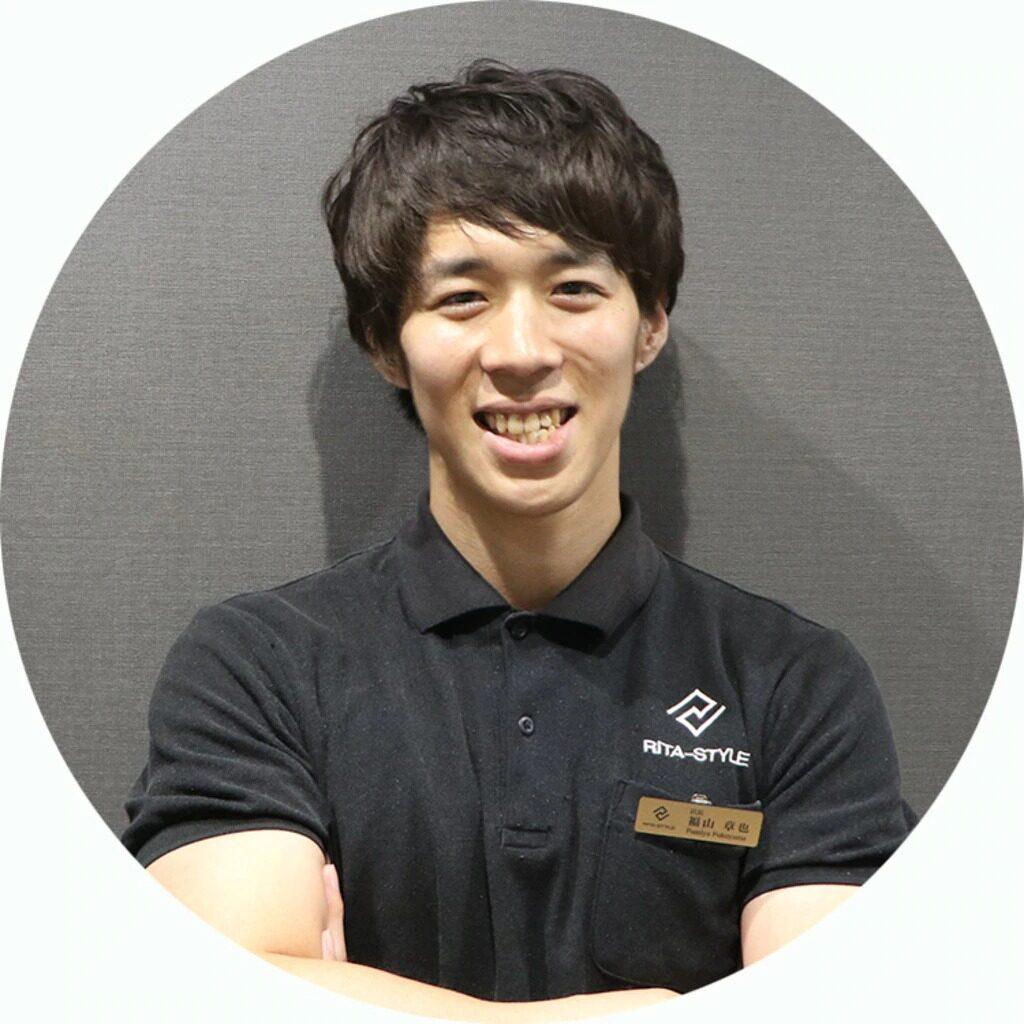 福山エリアマネージャー