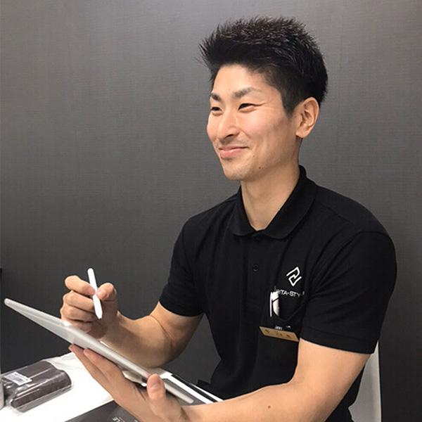 リタスタイル小倉魚町店店長