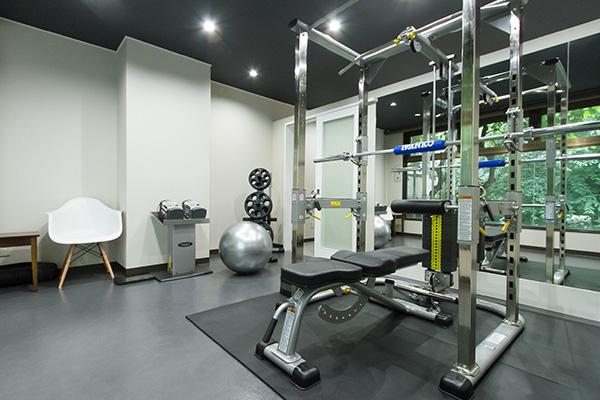 リタスタイルトレーニングルーム