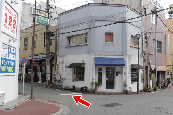 リタスタイル熊本新市街店道順