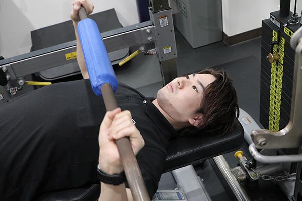 リタスタイル熊本上通店トレーニング