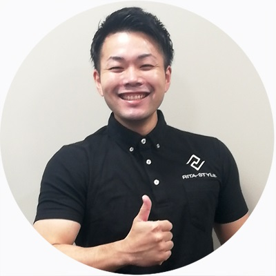 ダイエット専門パーソナルトレーニングジム RITA-STYLE(リタスタイル)銀座本店エリアマネージャー