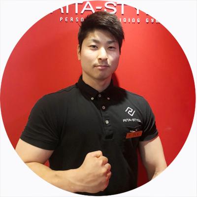 ダイエット専門パーソナルトレーニングジム RITA-STYLE(リタスタイル)小倉魚町店店長