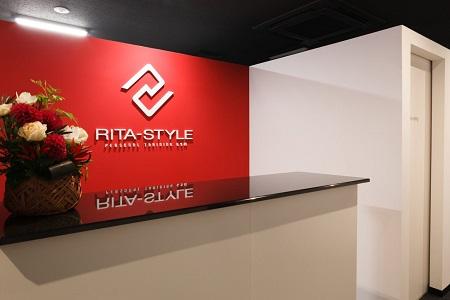 ダイエット専門パーソナルトレーニングジム RITA-STYLE(リタスタイル)岡山駅前店店内