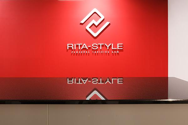ダイエット専門パーソナルトレーニングジム RITA-STYLE(リタスタイル)銀座本店店内