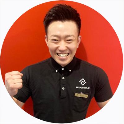 ダイエット専門パーソナルトレーニングジム RITA-STYLE(リタスタイル)天神大名店店長