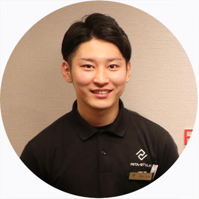 ダイエット専門パーソナルトレーニングジム RITA-STYLE(リタスタイル)岡山駅前店店長