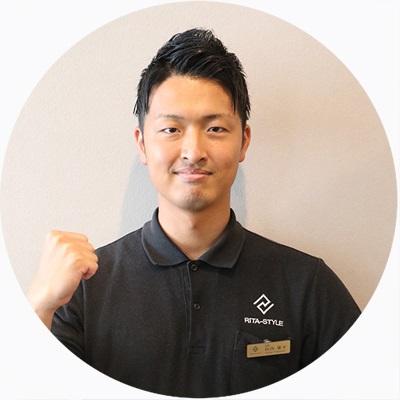 ダイエット専門パーソナルトレーニングジム RITA-STYLE(リタスタイル)町田店店長